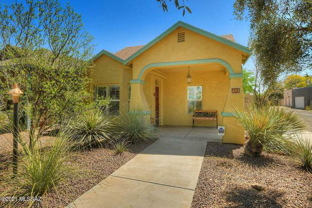 441 E Downtown Street, Tucson, AZ 85701 (#22109704) :: Tucson Real Estate Group