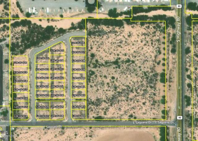 Turquoise Hills Subdivision, Benson, AZ 85602 (MLS #22109708) :: The Property Partners at eXp Realty