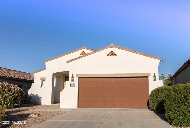 928 N Avenida Jeanine, Tucson, AZ 85748 (MLS #22109709) :: The Property Partners at eXp Realty