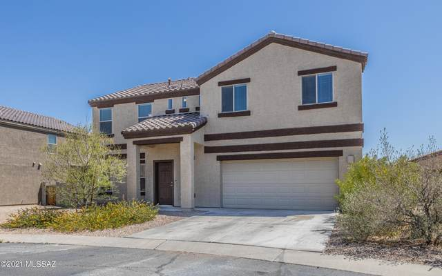 6542 E Brushback Loop, Tucson, AZ 85756 (#22109714) :: The Local Real Estate Group | Realty Executives