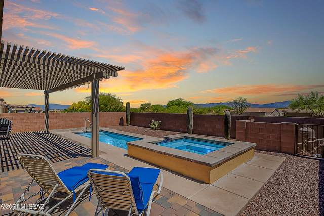 780 N Observation Trail, Green Valley, AZ 85614 (#22109716) :: The Local Real Estate Group | Realty Executives