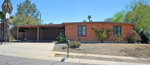 412 N Medford Drive, Tucson, AZ 85710 (MLS #22109722) :: The Property Partners at eXp Realty