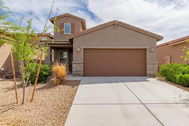 964 E Bottomlands Lane, Sahuarita, AZ 85629 (MLS #22109733) :: The Property Partners at eXp Realty