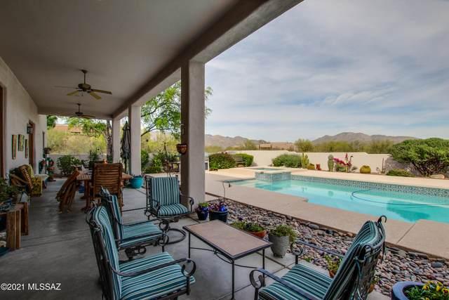 3630 N Avenida Del Otero, Tucson, AZ 85749 (MLS #22109738) :: The Property Partners at eXp Realty