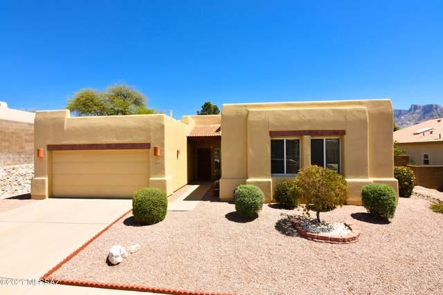 11272 N Platte Drive, Oro Valley, AZ 85737 (#22109746) :: Keller Williams