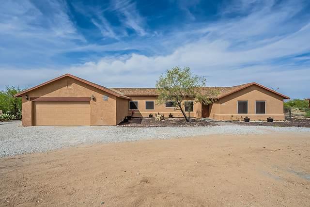 2991 E Cardenas Drive, Vail, AZ 85641 (#22109749) :: Keller Williams