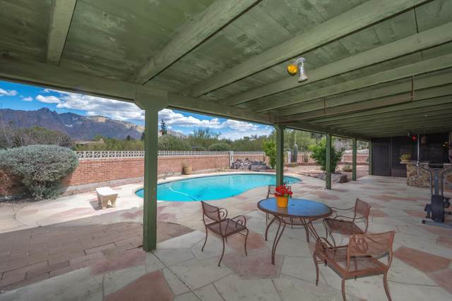 1650 E Entrada Octava, Tucson, AZ 85718 (#22109755) :: Tucson Property Executives