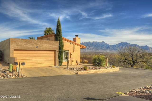 2851 S Calle Ibanez, Green Valley, AZ 85622 (MLS #22109759) :: The Property Partners at eXp Realty