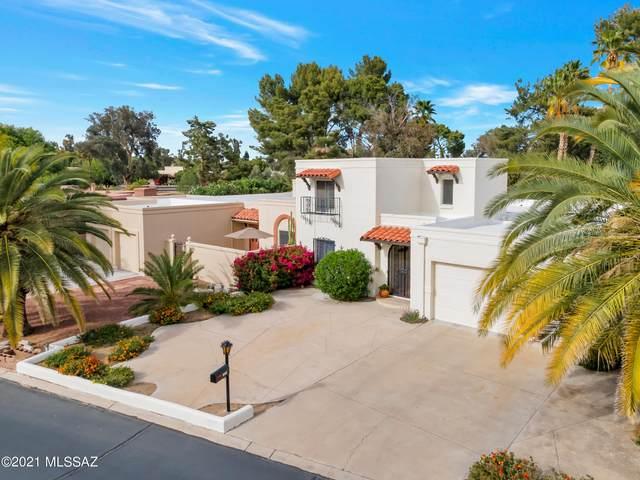 2640 W Casas Circle, Tucson, AZ 85742 (MLS #22109760) :: The Property Partners at eXp Realty