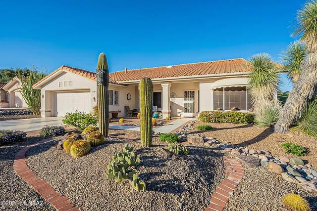 14644 N Spanish Garden Lane, Oro Valley, AZ 85755 (#22109761) :: Tucson Real Estate Group