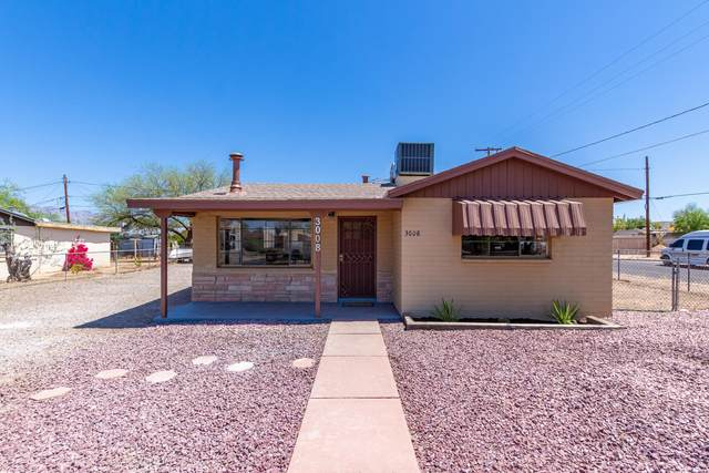 3008 N Los Altos Avenue, Tucson, AZ 85705 (#22109765) :: Keller Williams