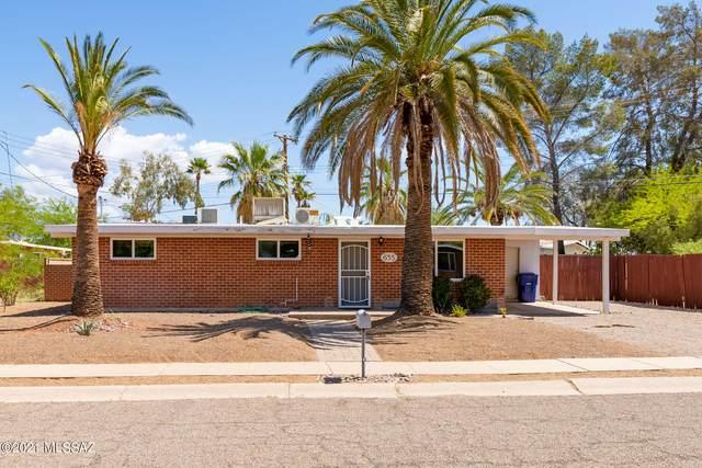 635 S Kellond Place, Tucson, AZ 85710 (#22109766) :: The Dream Team AZ