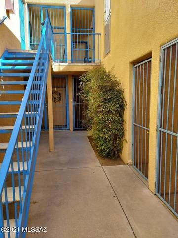 3800 E 2nd Street #105, Tucson, AZ 85716 (MLS #22109767) :: The Property Partners at eXp Realty