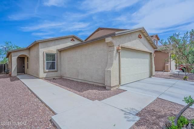 3787 E Bright View Street, Tucson, AZ 85706 (#22109775) :: Keller Williams