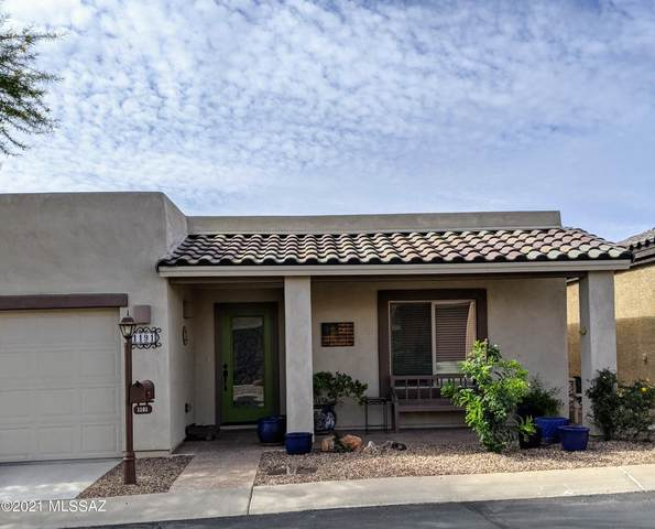 1191 W Calle Querida, Sahuarita, AZ 85629 (MLS #22109783) :: The Property Partners at eXp Realty