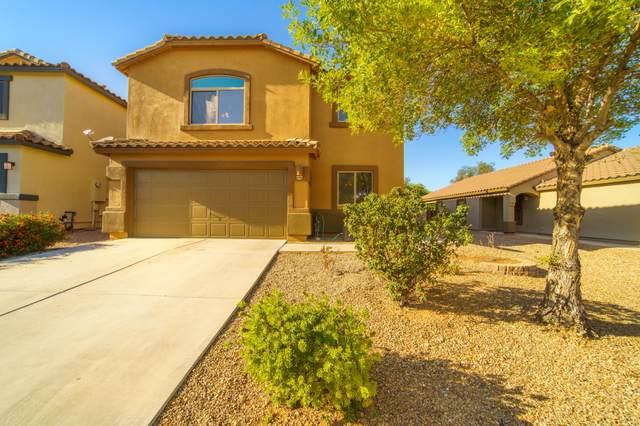696 W Calle Franja Verde, Sahuarita, AZ 85629 (MLS #22109792) :: The Property Partners at eXp Realty