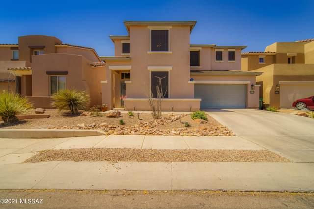 14800 S Camino Tierra Alegra, Sahuarita, AZ 85629 (MLS #22109793) :: The Property Partners at eXp Realty