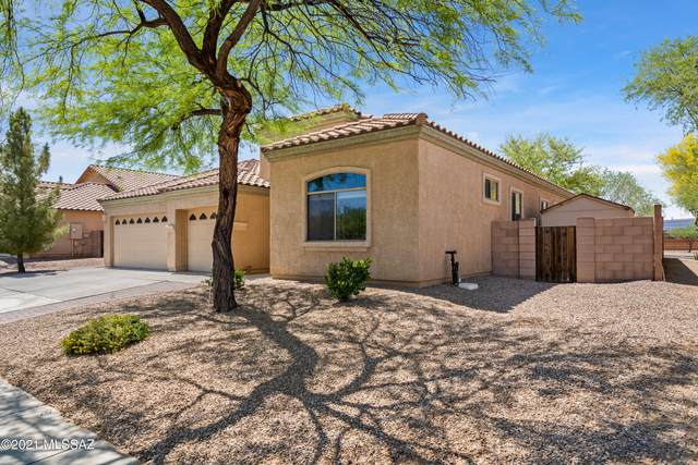 7442 S Climbing Ivy Drive, Tucson, AZ 85757 (MLS #22109799) :: The Property Partners at eXp Realty