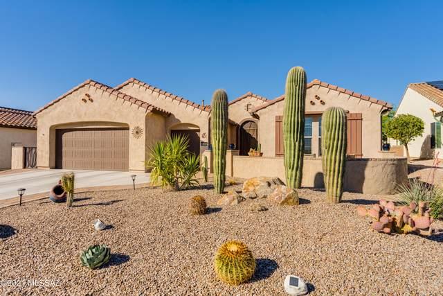 2109 E Madera Plateau Drive, Green Valley, AZ 85614 (#22109804) :: Tucson Property Executives