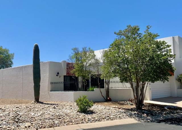 6590 E Paseo Dorado, Tucson, AZ 85715 (#22109810) :: Tucson Real Estate Group