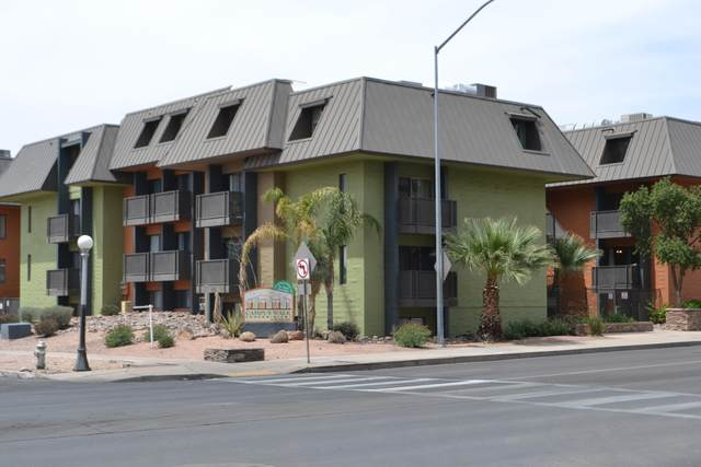 911 N Euclid Avenue #111, Tucson, AZ 85719 (MLS #22109812) :: The Property Partners at eXp Realty