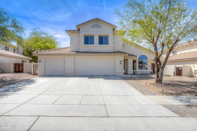 72 E Brookdale Way, Oro Valley, AZ 85755 (#22109813) :: AZ Power Team