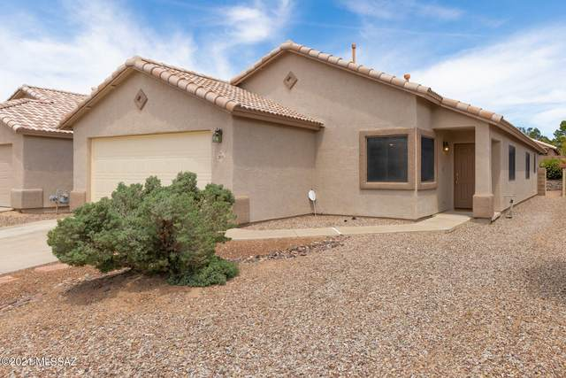 2874 W Simplicity Drive, Tucson, AZ 85741 (MLS #22109818) :: The Property Partners at eXp Realty