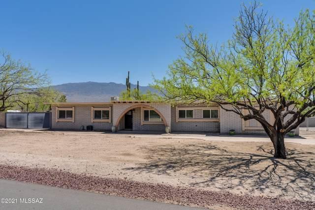 12600 E Calle Mia, Tucson, AZ 85749 (MLS #22109823) :: The Property Partners at eXp Realty