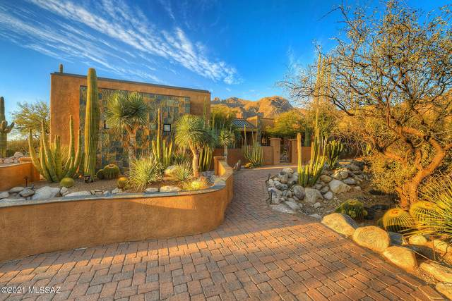 7755 N Ancient Indian Drive, Tucson, AZ 85718 (MLS #22109829) :: The Property Partners at eXp Realty