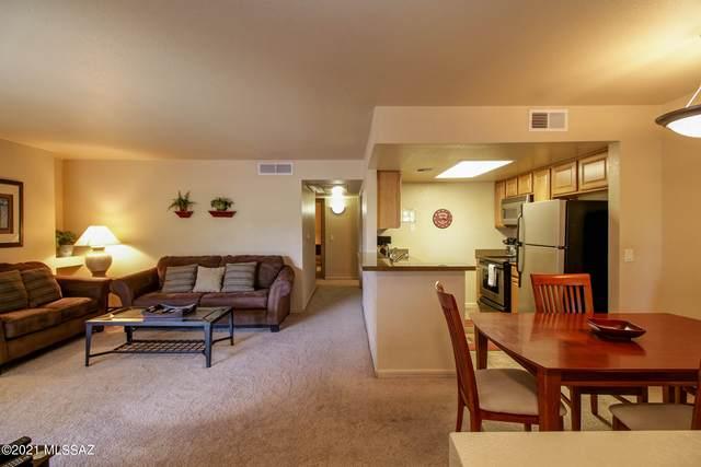 101 S Players Club Dr #2101, Tucson, AZ 85745 (#22109834) :: Tucson Real Estate Group