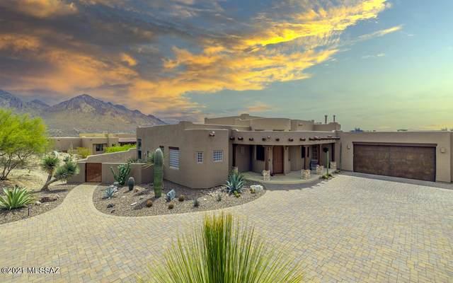 11103 Joy Faith Drive, Oro Valley, AZ 85737 (#22109839) :: Kino Abrams brokered by Tierra Antigua Realty