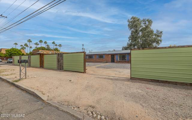 6102 E Bellevue Street, Tucson, AZ 85712 (#22109843) :: Tucson Property Executives