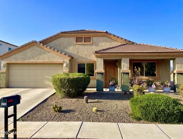 8252 W Canvasback Lane, Tucson, AZ 85757 (#22109847) :: Kino Abrams brokered by Tierra Antigua Realty