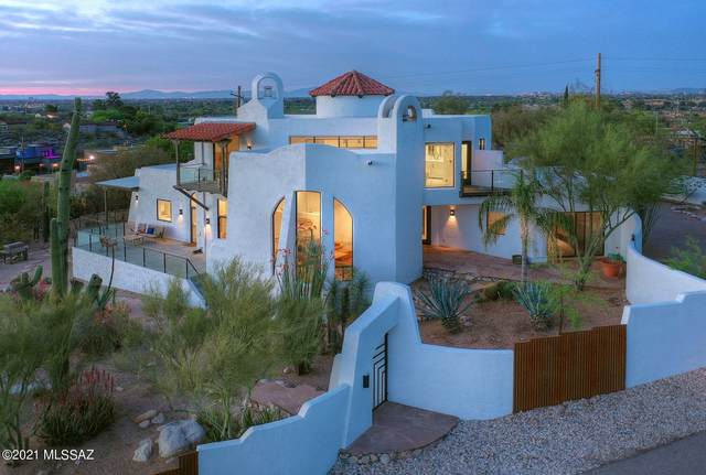 4620 N Caminito Pais, Tucson, AZ 85718 (#22109848) :: Tucson Property Executives