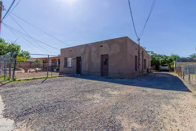 2126 S 8th Avenue Avenue, Tucson, AZ 85713 (MLS #22109857) :: The Property Partners at eXp Realty