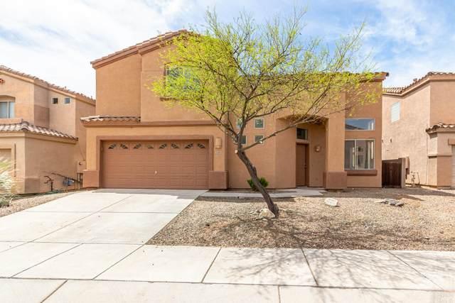 9266 E Desert Cove Circle, Tucson, AZ 85730 (MLS #22109859) :: The Property Partners at eXp Realty
