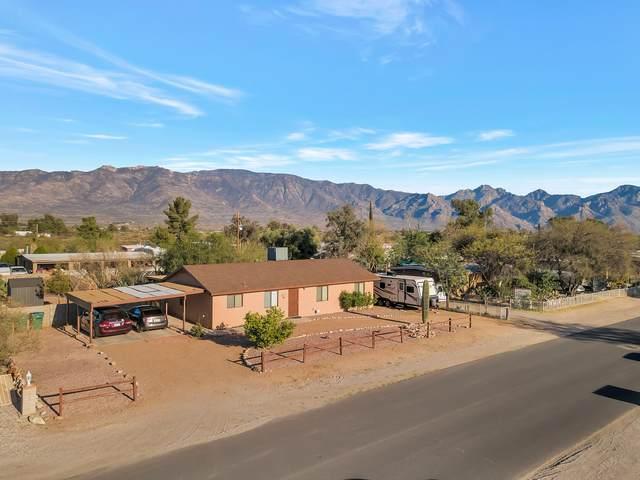 16524 N Avenida Del Oro, Tucson, AZ 85739 (#22109863) :: The Local Real Estate Group | Realty Executives