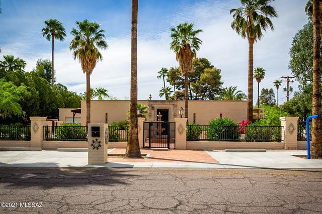 25 E Calle Primorosa, Tucson, AZ 85716 (#22109866) :: Long Realty - The Vallee Gold Team