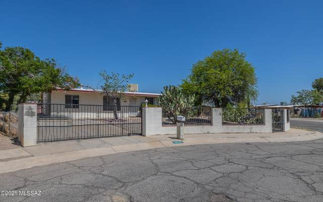 1850 W Saxony Road, Tucson, AZ 85713 (#22109869) :: The Local Real Estate Group | Realty Executives