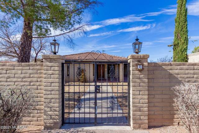 2 Paver Court, Tubac, AZ 85646 (MLS #22109874) :: The Property Partners at eXp Realty