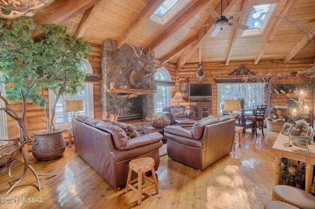 2262 Wild Oak Trail Lane, Pinetop, AZ 85935 (#22109878) :: The Local Real Estate Group | Realty Executives