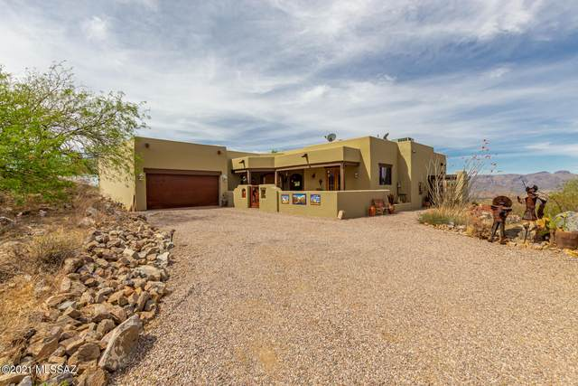 331 Calle Muelle, Rio Rico, AZ 85648 (MLS #22109883) :: The Property Partners at eXp Realty