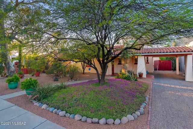 2233 E 7th Street, Tucson, AZ 85719 (#22109886) :: Kino Abrams brokered by Tierra Antigua Realty