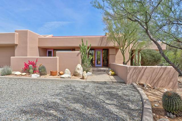 2681 E Miraval Place, Tucson, AZ 85718 (#22109887) :: Kino Abrams brokered by Tierra Antigua Realty