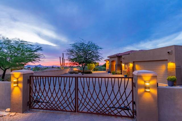 7255 N Mountain Shadows Drive, Tucson, AZ 85718 (#22109888) :: Tucson Real Estate Group