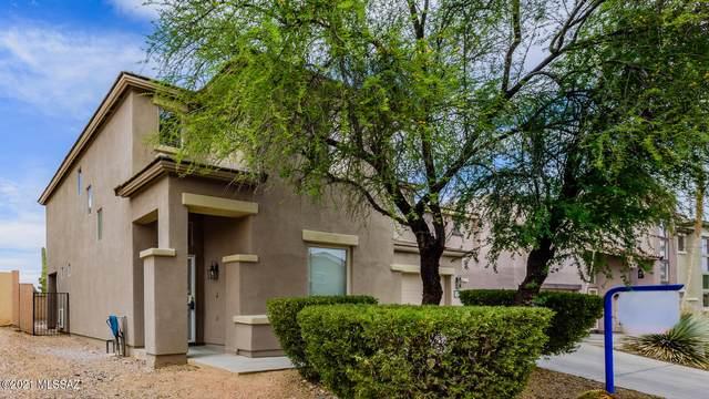 14264 S Avenida Zumba, Sahuarita, AZ 85629 (MLS #22109894) :: The Property Partners at eXp Realty