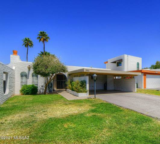 7851 E Hampton Street, Tucson, AZ 85715 (MLS #22109897) :: The Property Partners at eXp Realty