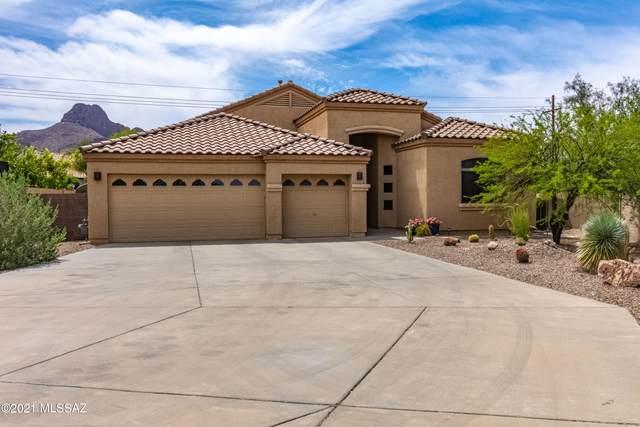 8573 N Sand Dune Place, Tucson, AZ 85743 (#22109901) :: Kino Abrams brokered by Tierra Antigua Realty