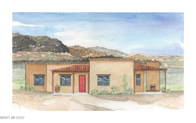 112 Vaquero Vista Court, Tubac, AZ 85646 (MLS #22109915) :: The Property Partners at eXp Realty