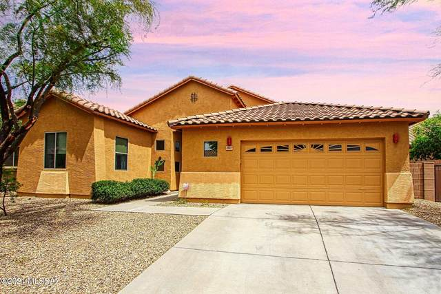 3587 S Desert Cache Road, Tucson, AZ 85735 (MLS #22109920) :: The Property Partners at eXp Realty